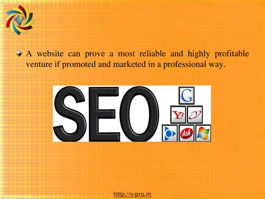 A website can prove a most reliable and highly profitable venture if promoted and marketed in a professional way.