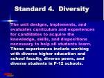 standard 4 diversity1