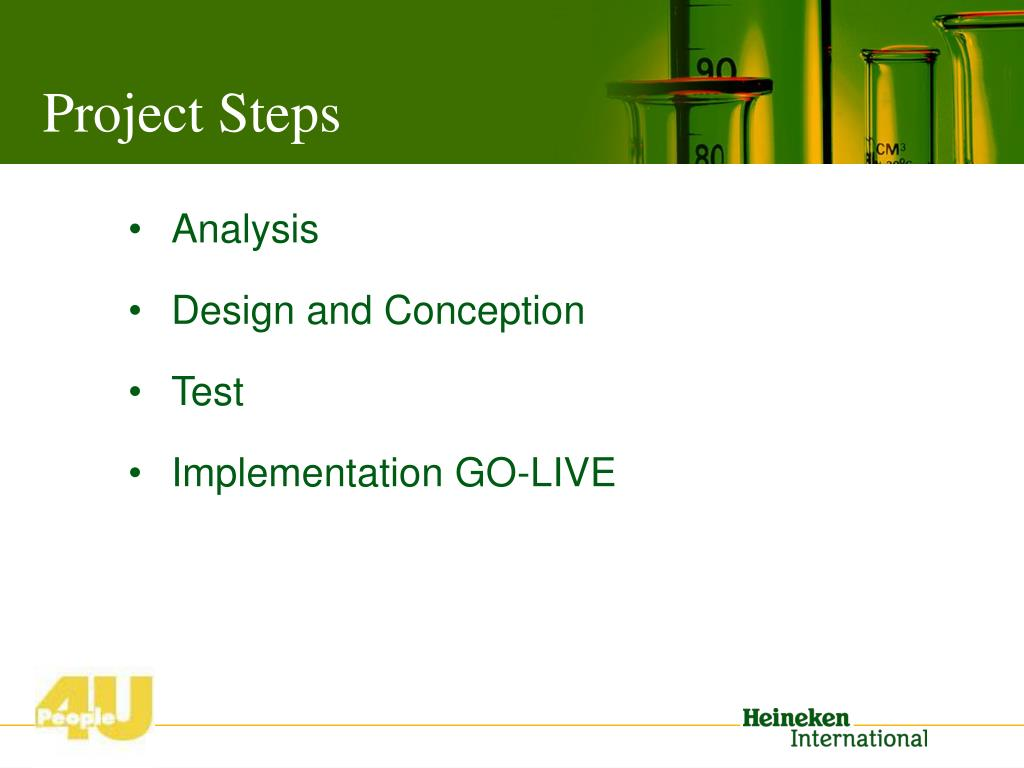 Project Steps