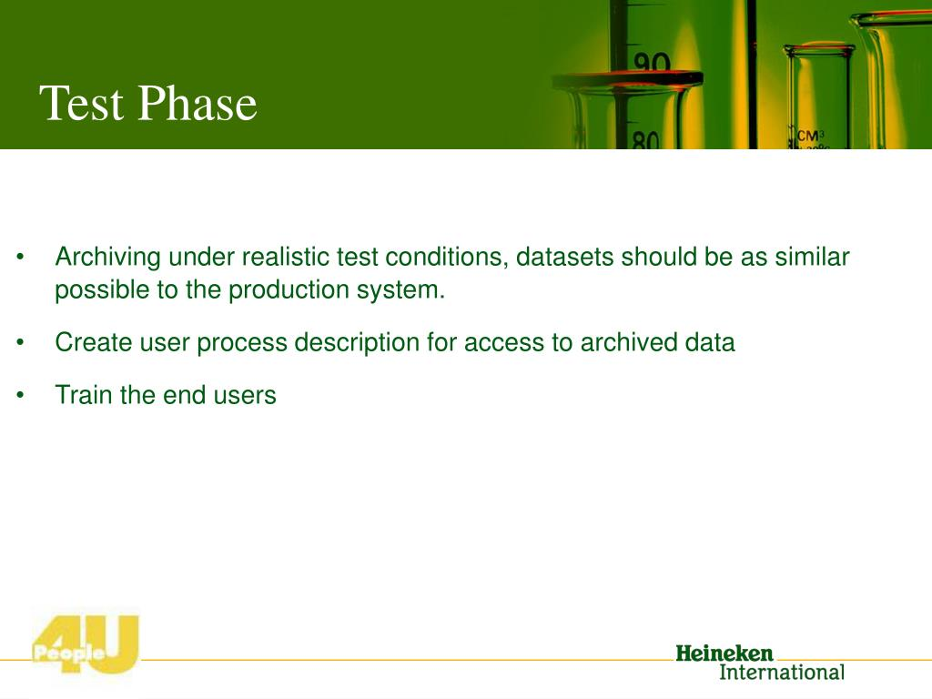 Test Phase