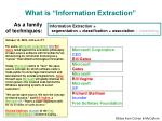 what is information extraction4