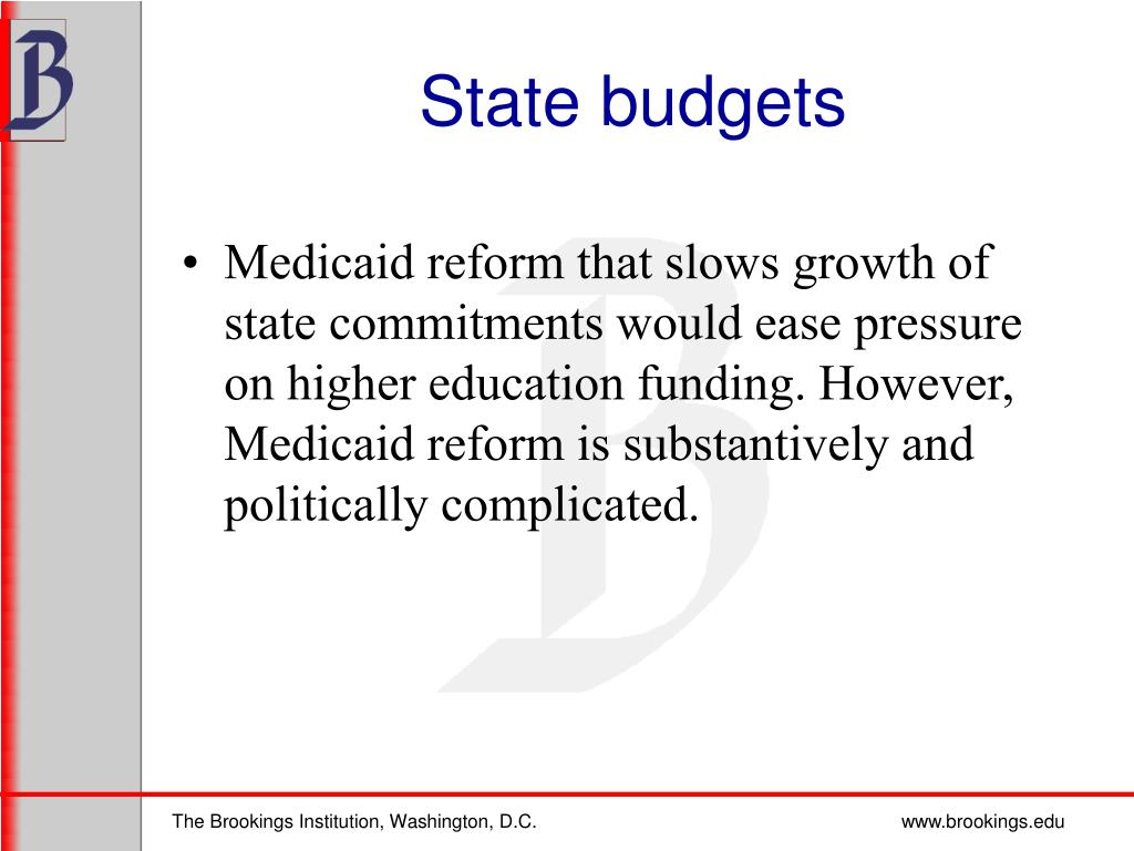 State budgets