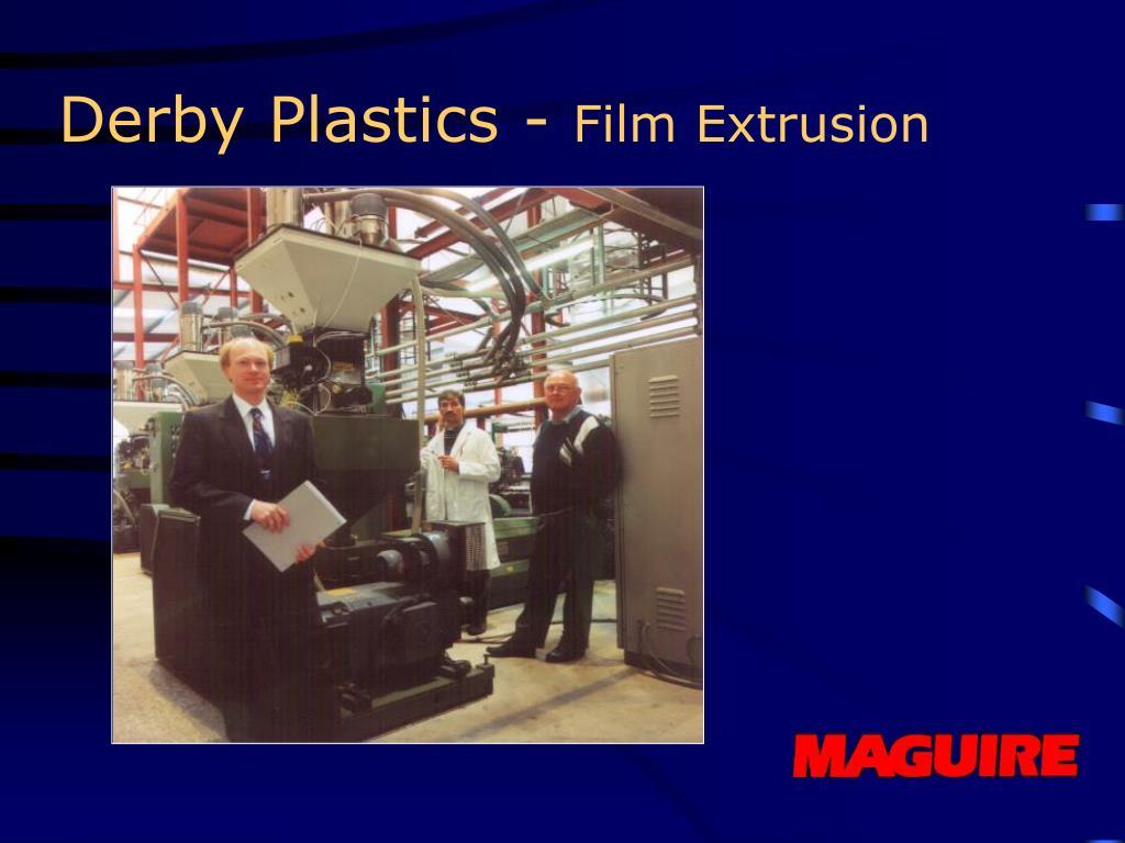 Derby Plastics -