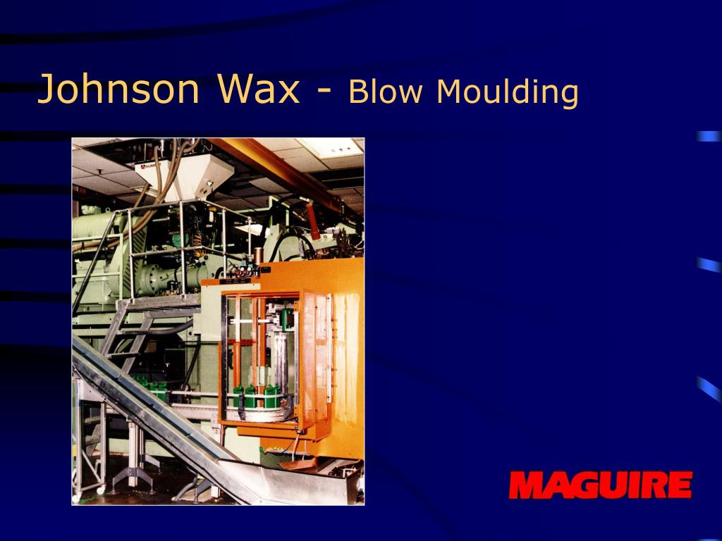 Johnson Wax -