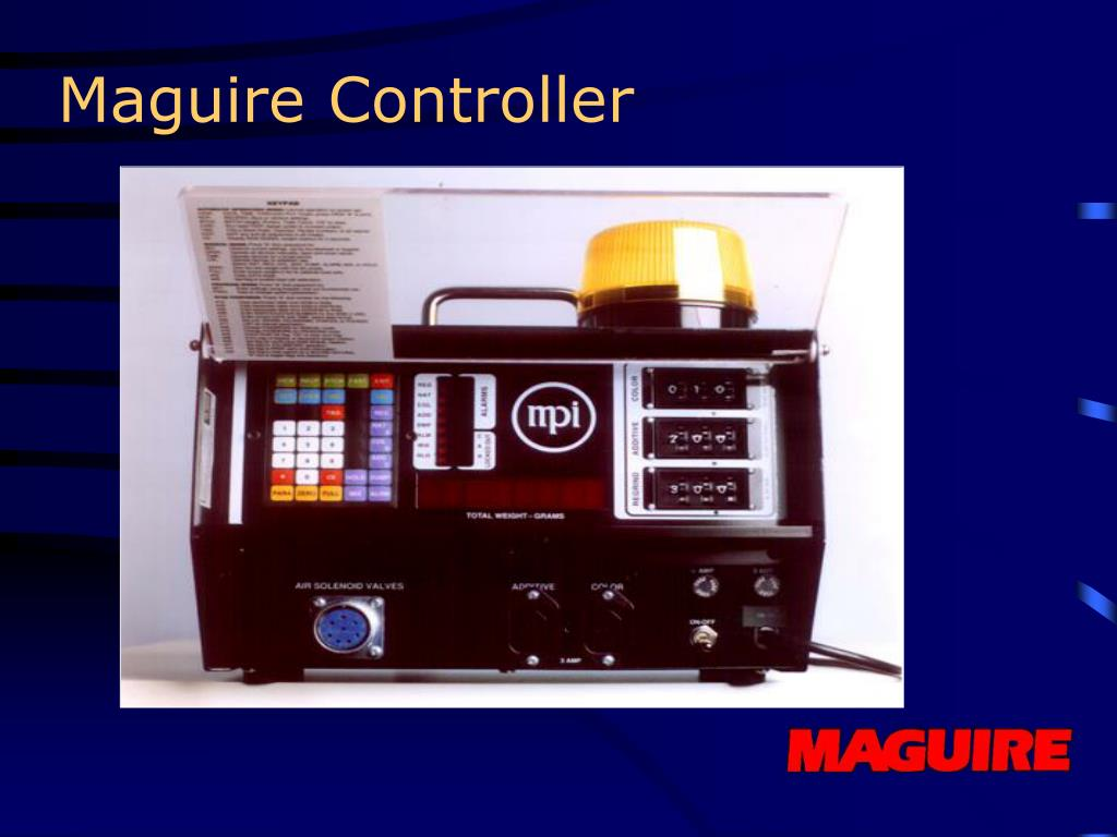 Maguire Controller