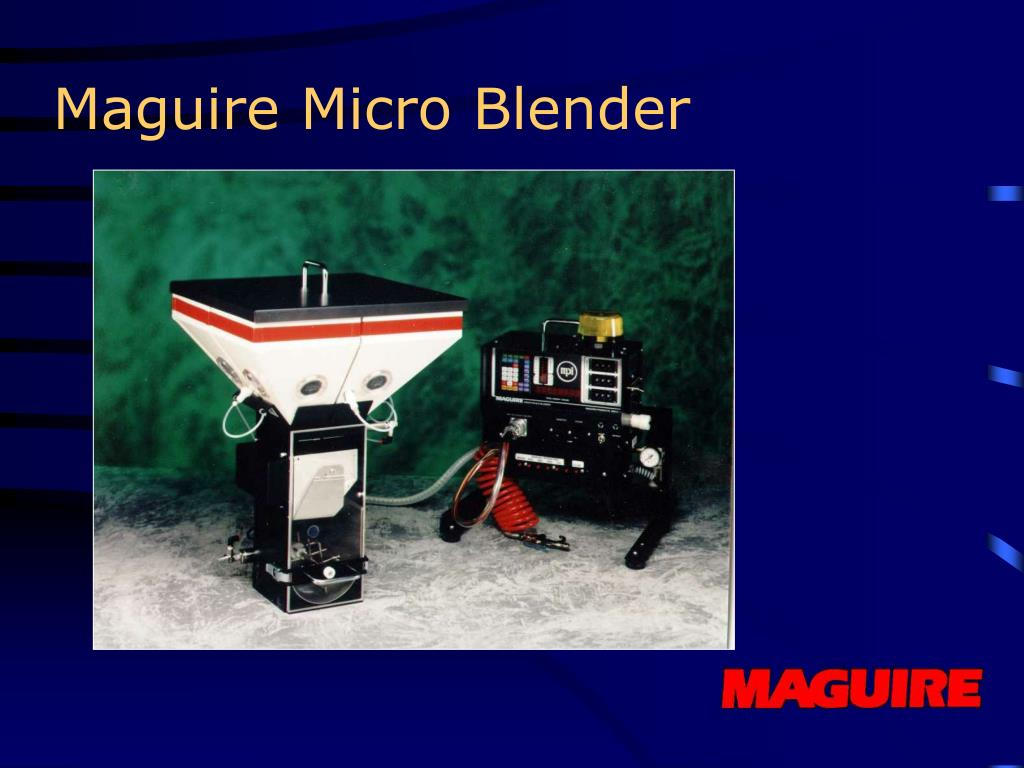 Maguire Micro Blender