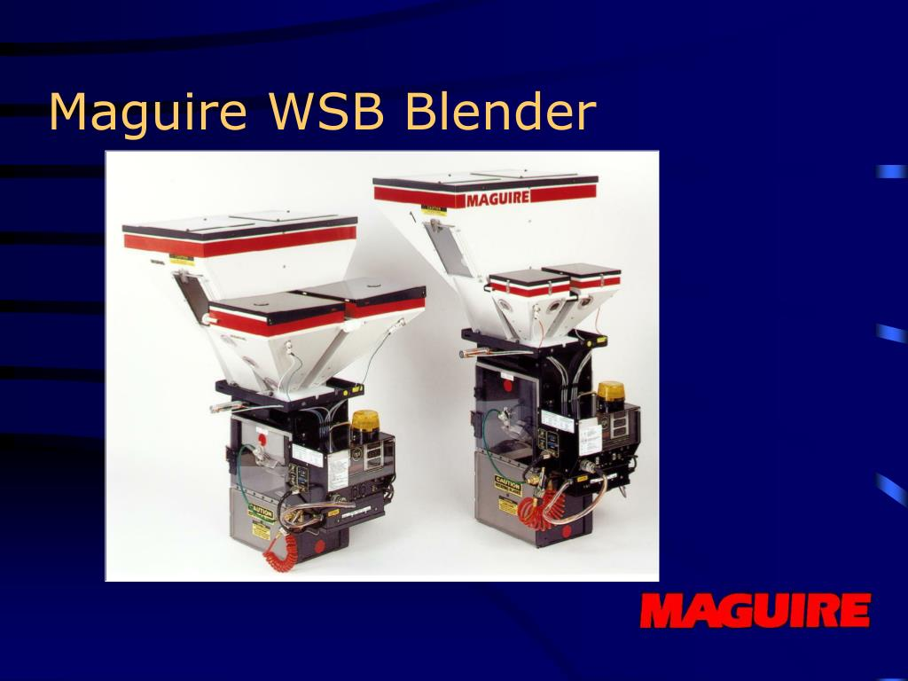 Maguire WSB Blender
