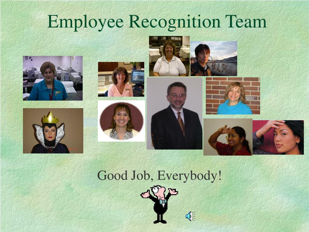 Employee Recognition Team