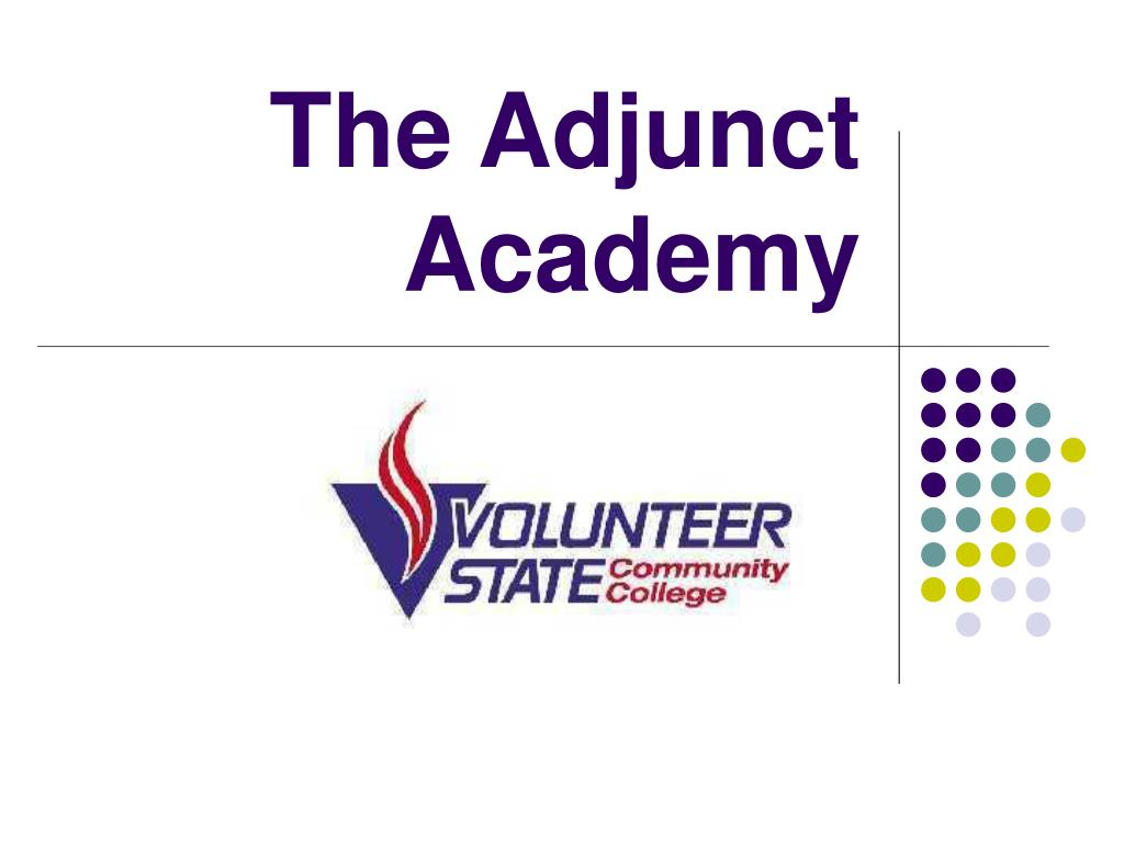 the adjunct academy l.