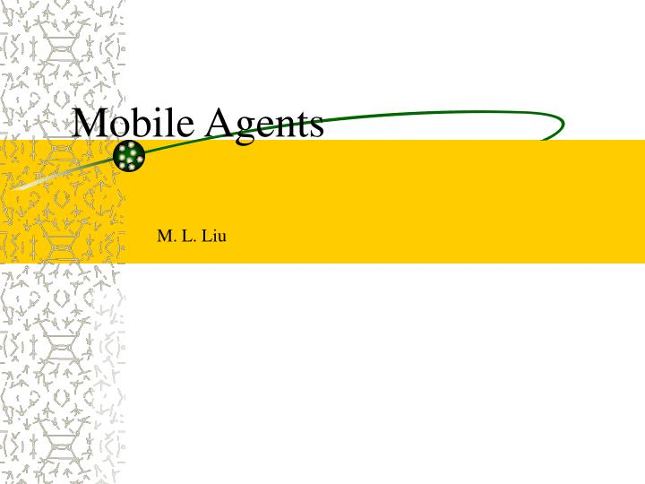 mobile agents n.