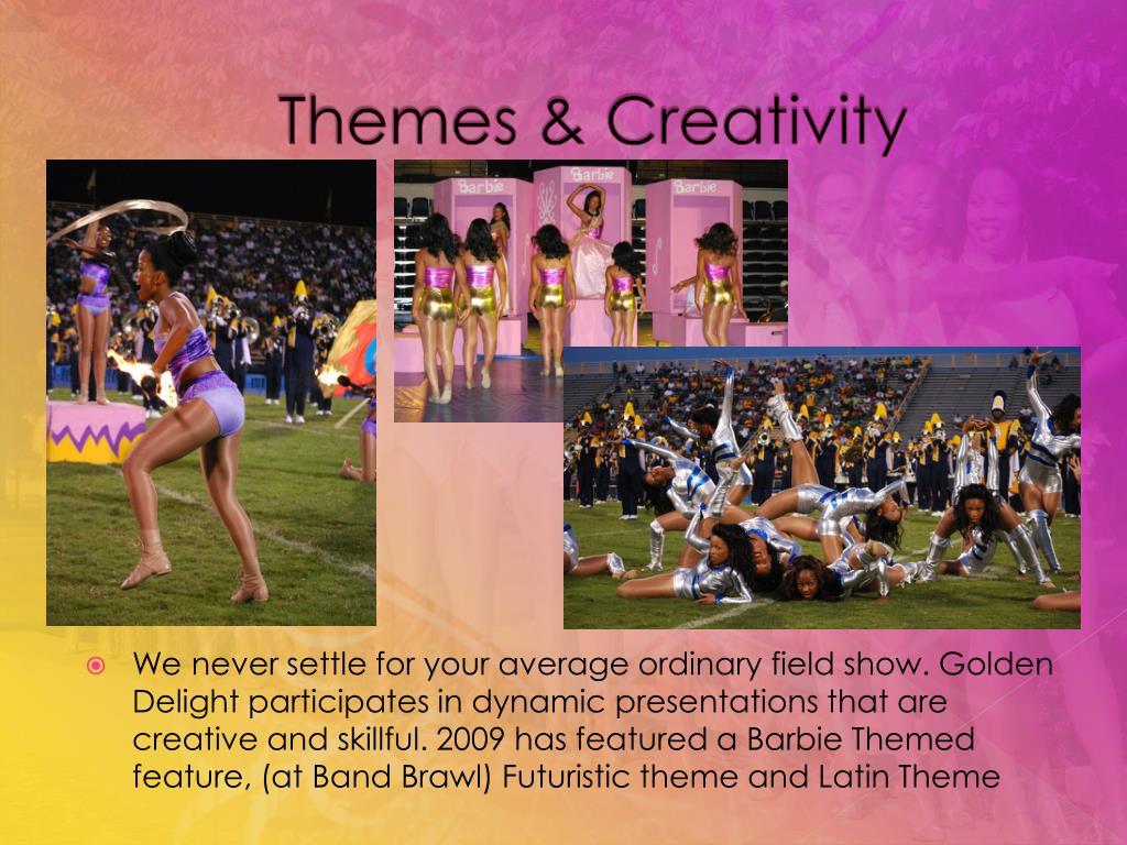 Themes & Creativity