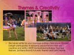 themes creativity