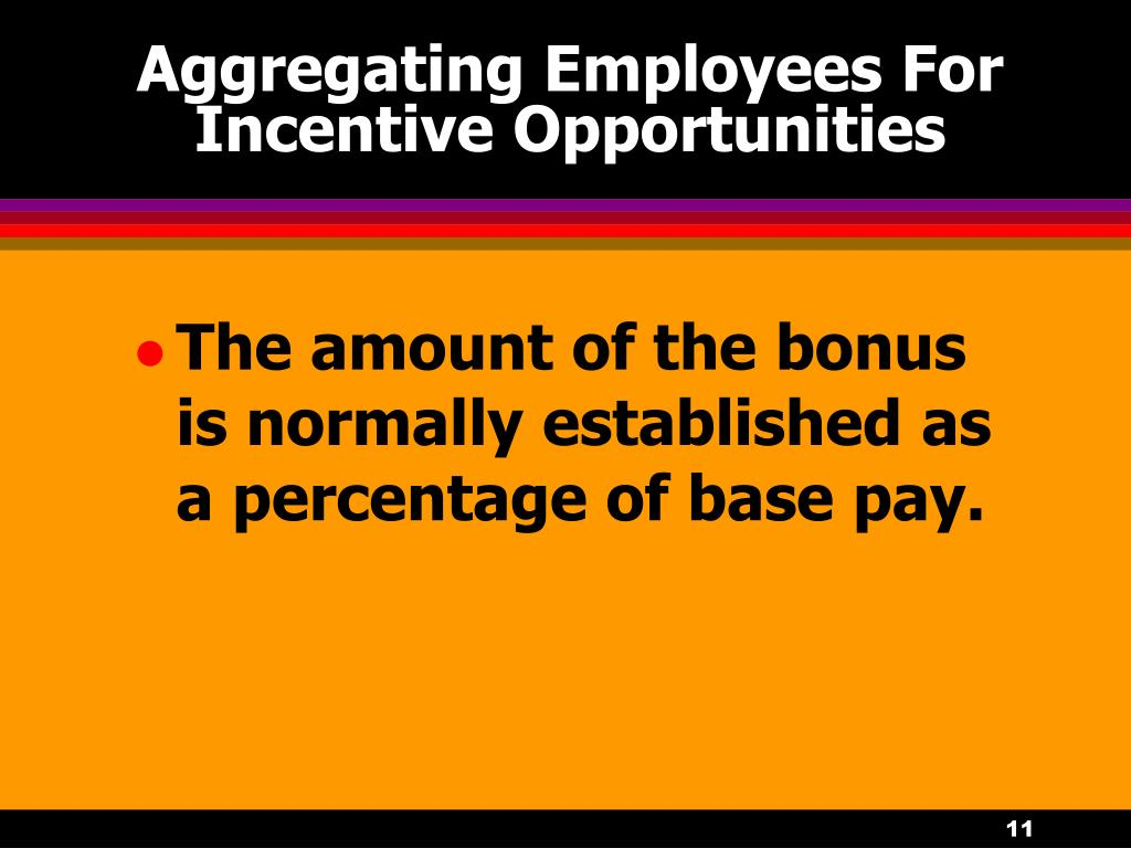 Aggregating Employees For