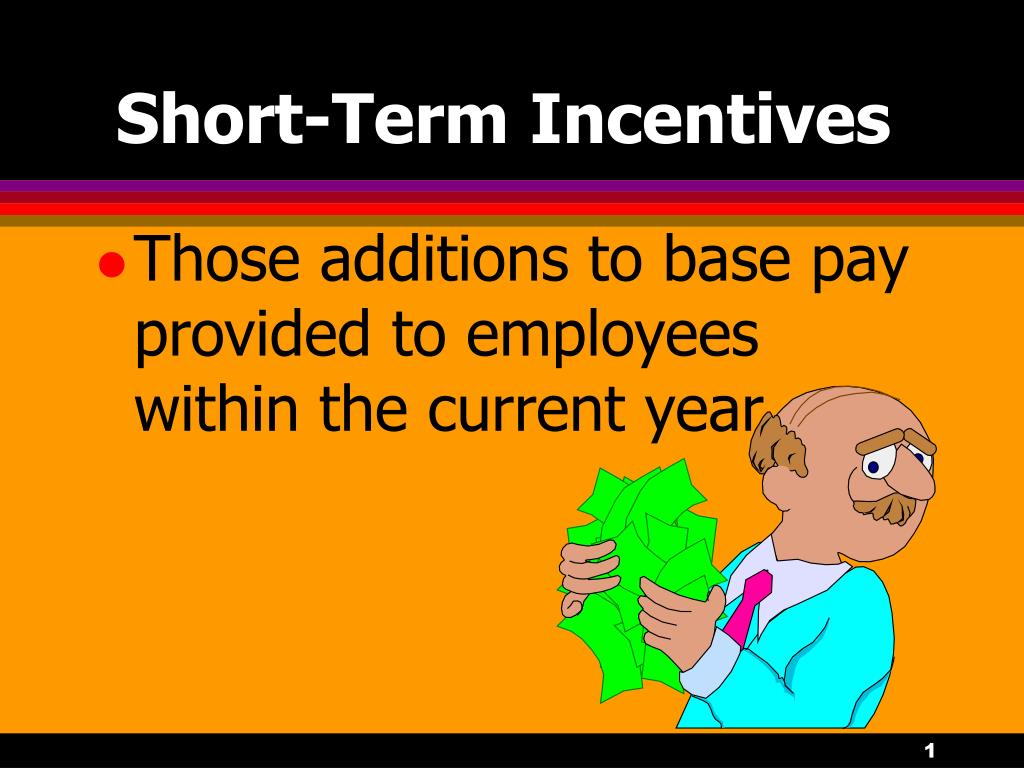 Short-Term Incentives