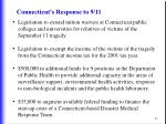 connecticut s response to 9 11