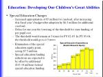 education developing our children s great abilities36