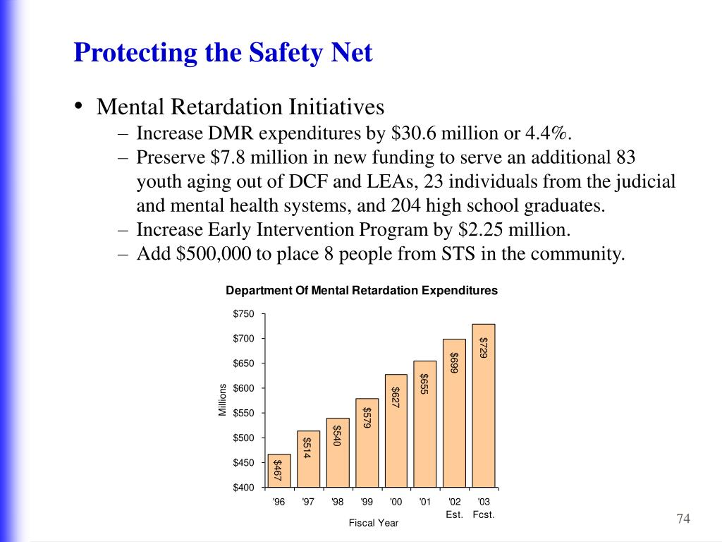 Protecting the Safety Net
