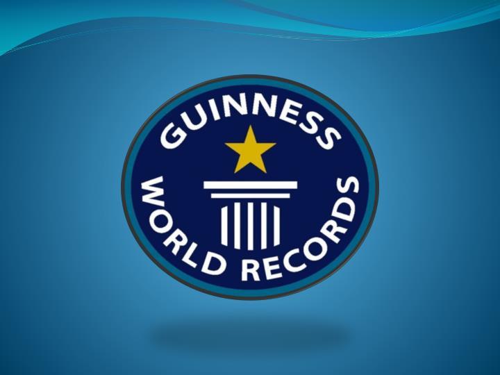 Aqualandia guinness world record