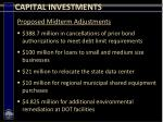 capital investments52