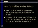 loans for small and medium business