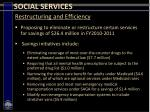 social services30