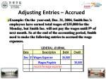 adjusting entries accrued14