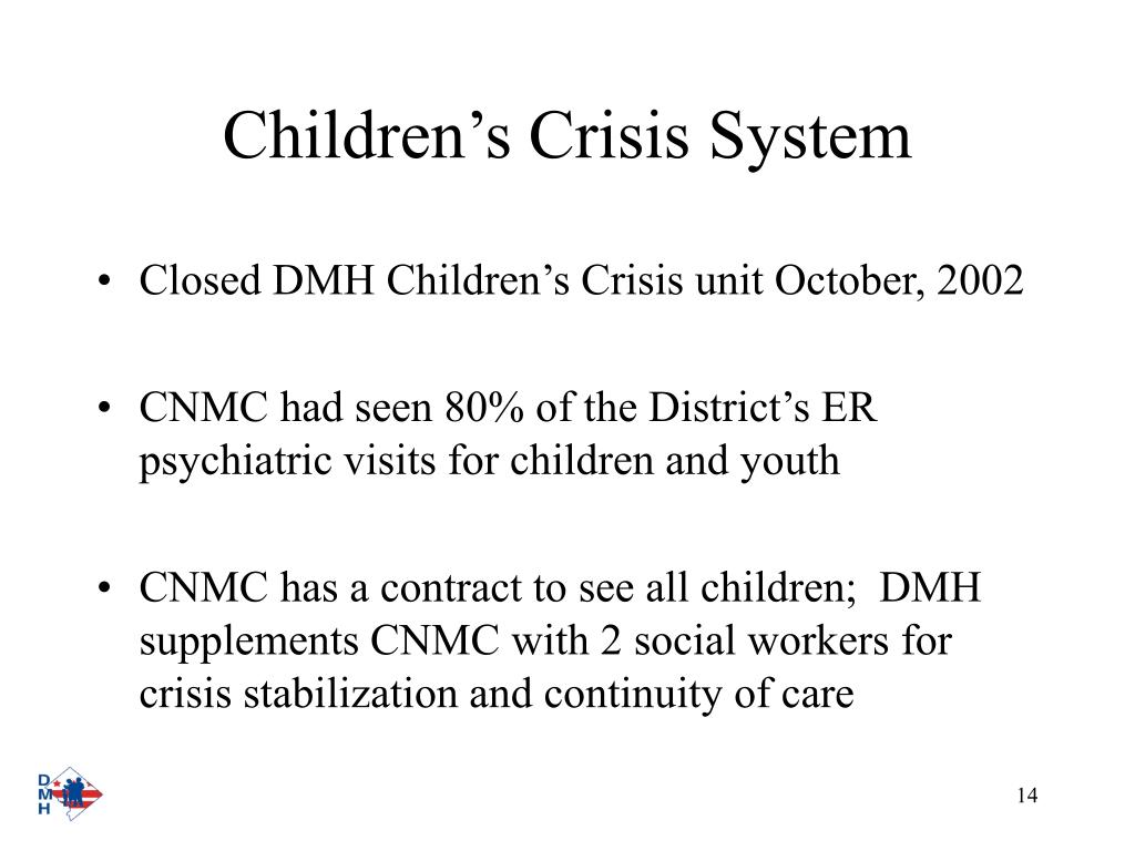 Children's Crisis System