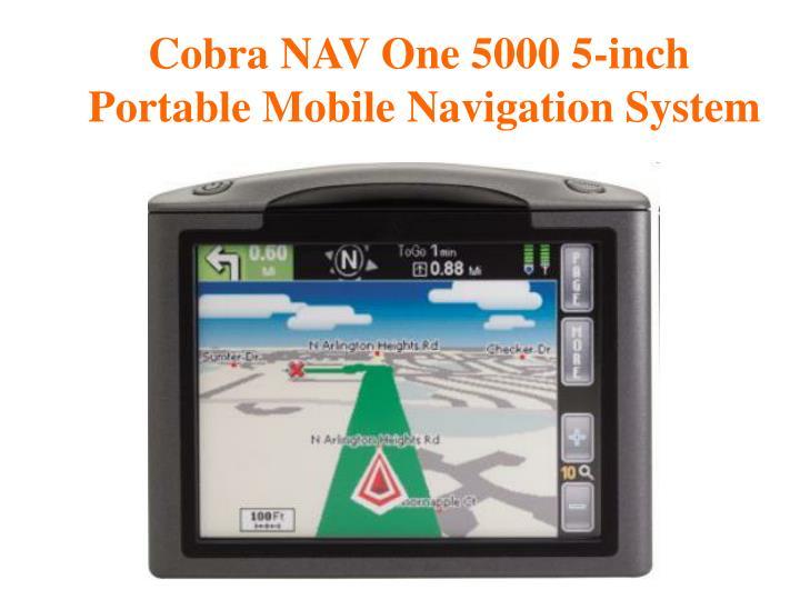 Gps navigation for trucks