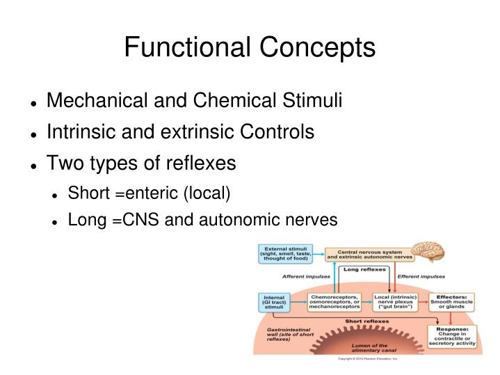 Functional Concepts
