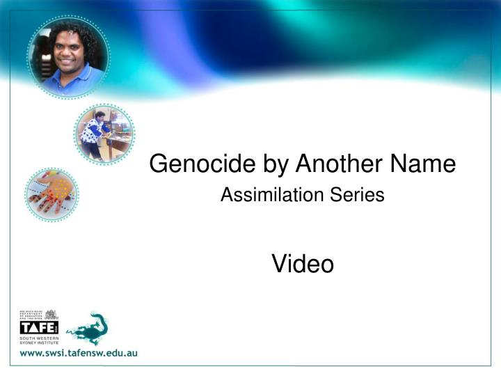 Genocide by Another Name