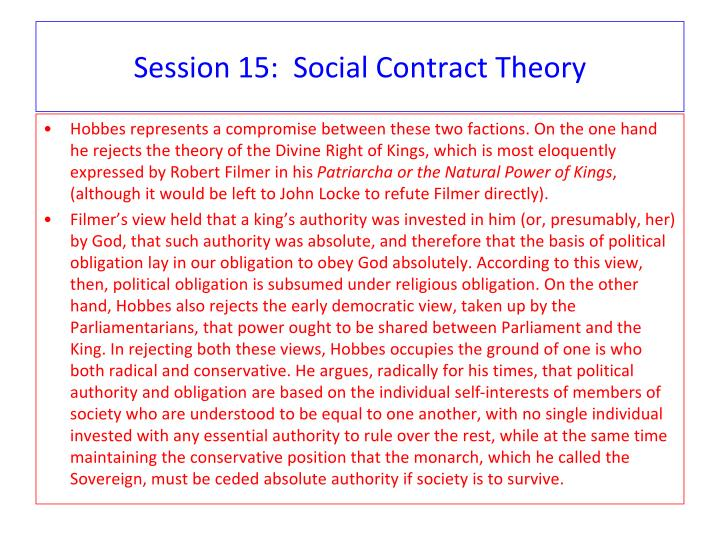 social contract theory natural rights and personhood 6 thus for the pro-life advocate to propose that non-pro-life women should be forbidden from having abortions, on the basis that individual human personhood begins at conception or at least sometime before birth, is, according to the court, a violation of the rights of non-pro-life women.