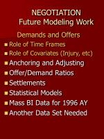 negotiation future modeling work
