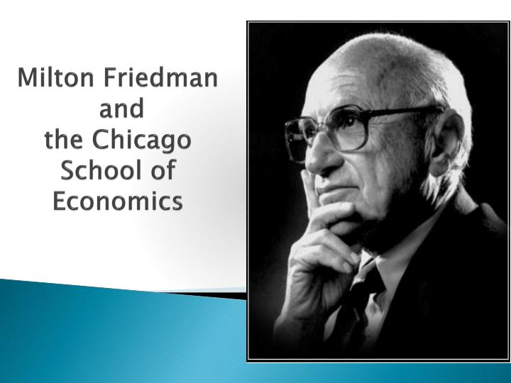 Examples Of Essays For High School Milton Friedman And Thechicago School Of Economics Expository Essay Thesis Statement Examples also Essays On Science Fiction Ppt  Milton Friedman And The Chicago School Of Economics Powerpoint  Sample Of English Essay