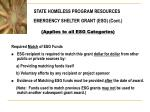 state homeless program resources19