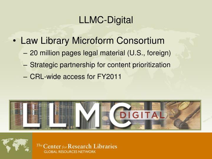 LLMC-Digital