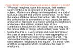 part 2 benign conflict employers and worker a bargain or a riot 2
