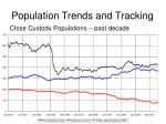 population trends and tracking9