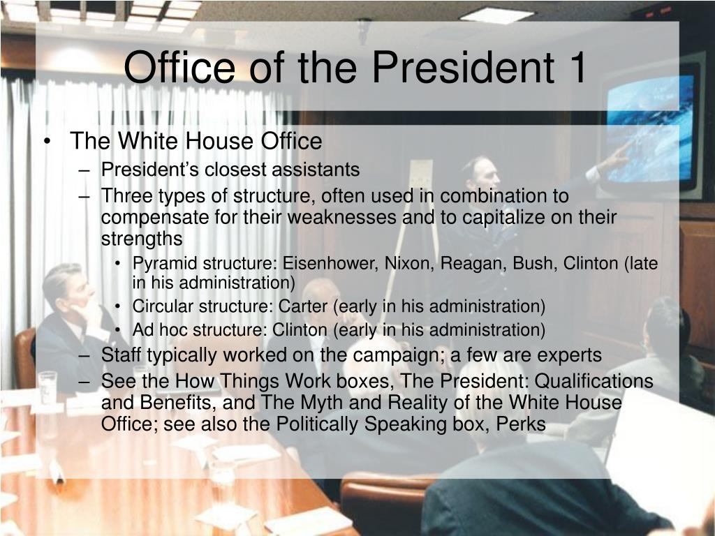 Office of the President 1