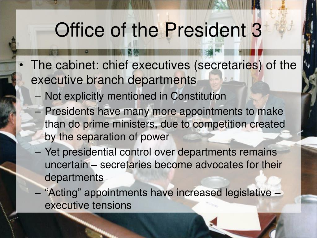 Office of the President 3