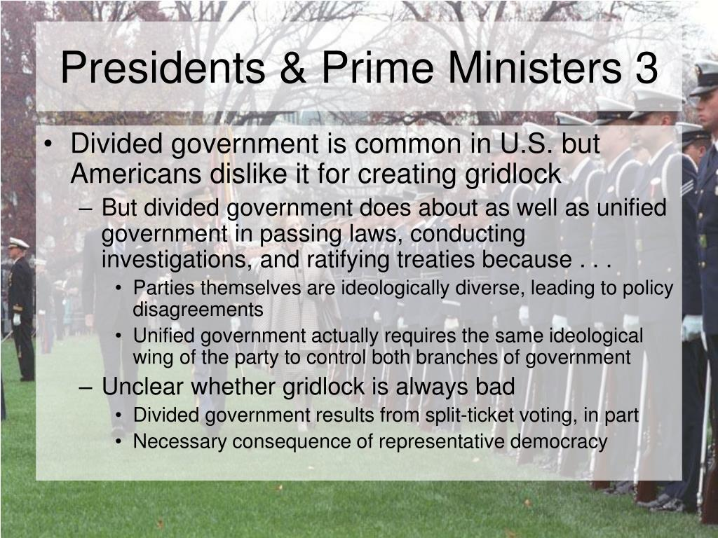 Presidents & Prime Ministers 3