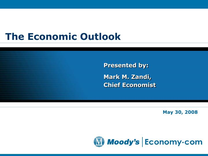 macroeconomic outlook of u s economy Chief global economst, dws economic outlook — the us economy continues to power ahead is growth running firmly above potential, labor markets are near.