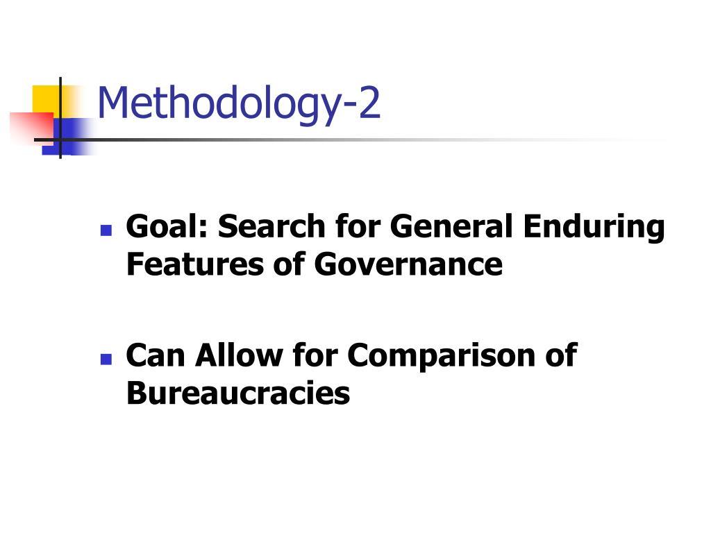Methodology-2