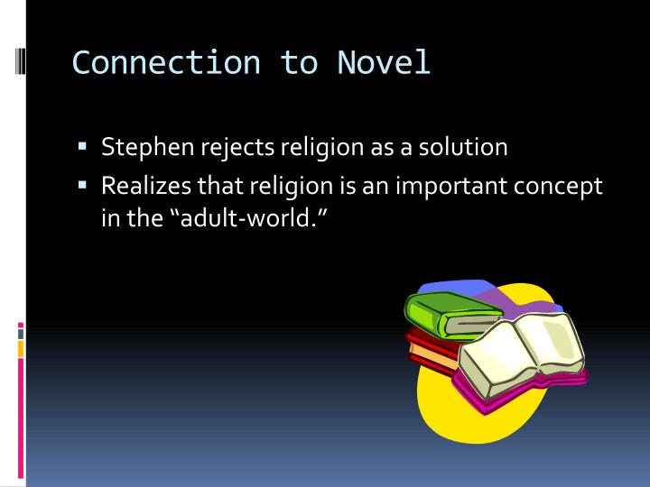 Connection to Novel