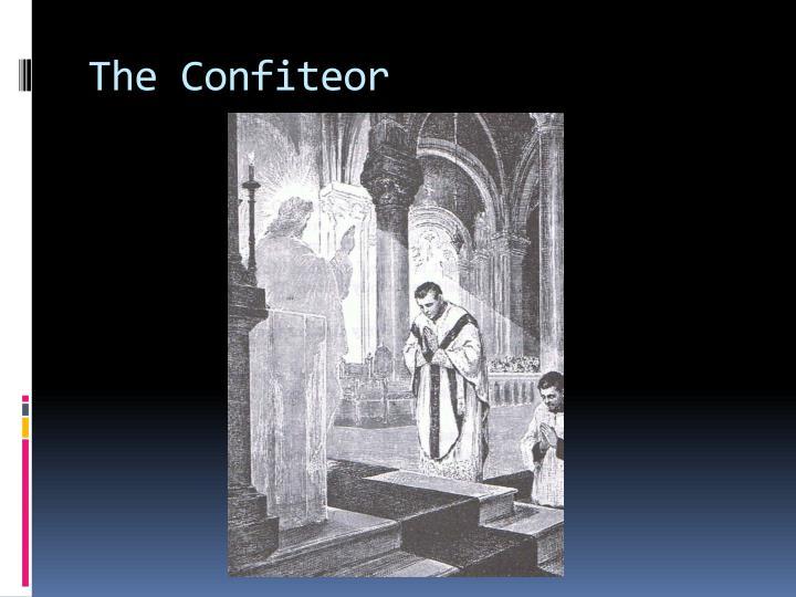 The Confiteor
