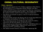 china cultural geography32