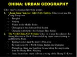china urban geography27