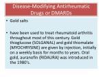 disease modifying antirheumatic drugs or dmards172