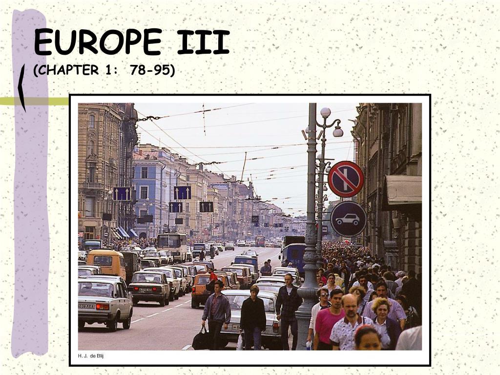 europe iii chapter 1 78 95