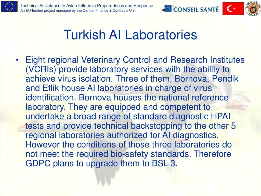 Turkish AI Laboratories