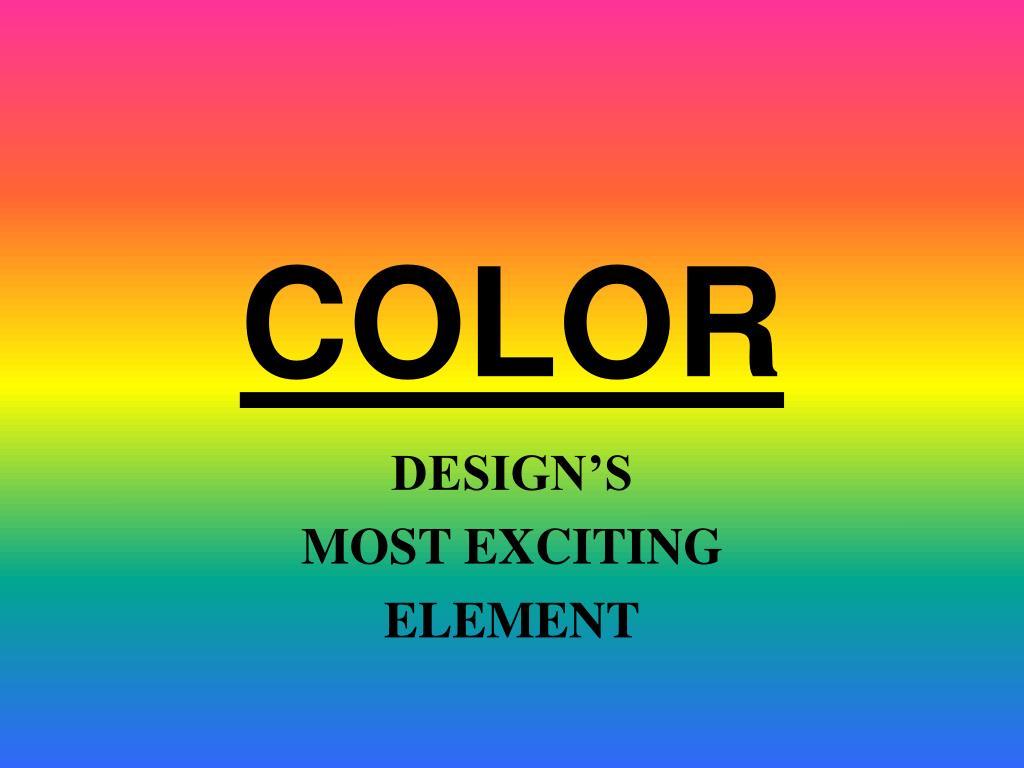 color l.